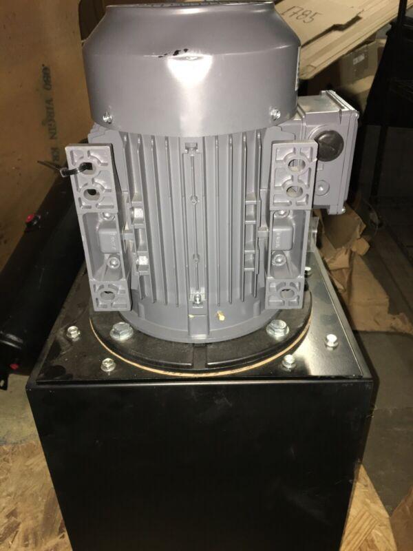 MONARCH T92C405C93F0-01 Hydraulic Power Unit, 5 HP, 208-230/460V AC 36ND80 👀