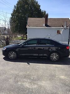 2014 Jetta Highline edition