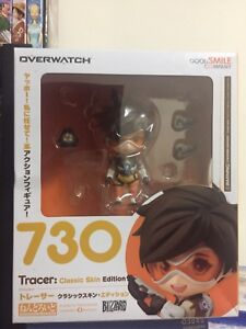 Overwatch Nendoroid Tracer