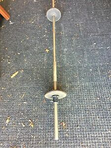 Weight Bar (Steel) with 5 Kg Weights Cannington Canning Area Preview