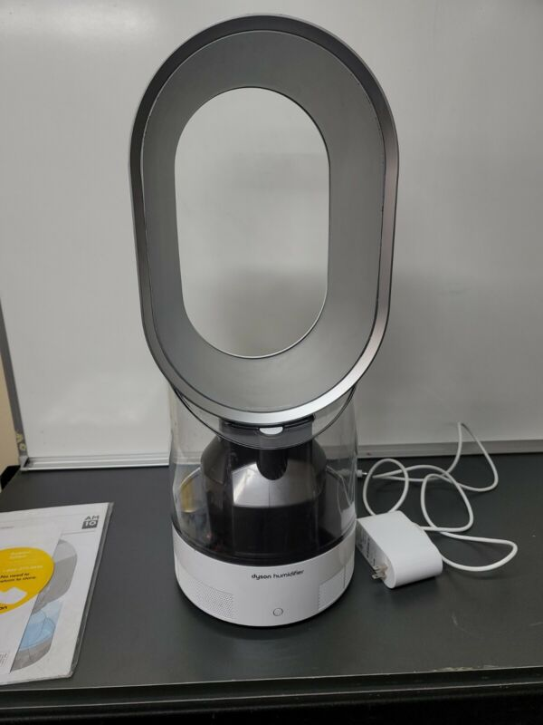 Dyson AM10 Humidifier with Fan - White/Silver #736