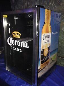 Corona beer fridge