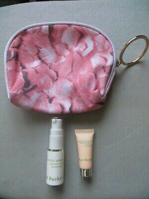 BN Kat Burki Rosehip Revitalizing Serum & Vitamin C Intensive Face Cream & bag
