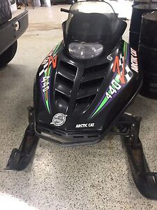 1995 Z440 Arctic Cat     (REDUCED)