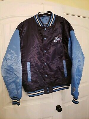 Utah Jazz Vintage Satin Starter Style Jacket Sz. XL?