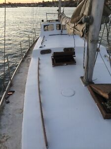 Wanted: I'm looking for a project Yacht