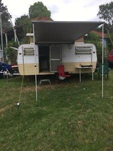 Millard caravan