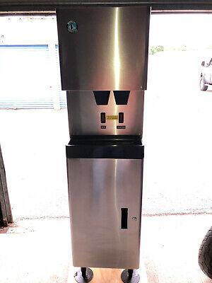 Hoshizaki Opti-serve Countertop Ice Maker And Water Dispenser