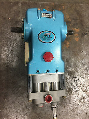 Cat 2521 Pump Stainless Steel