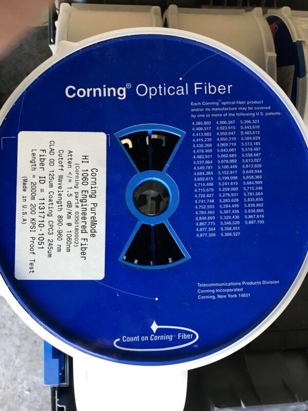 Corning Puremode HI 1060 Engineered Fiber HI1060 2,000 Meter