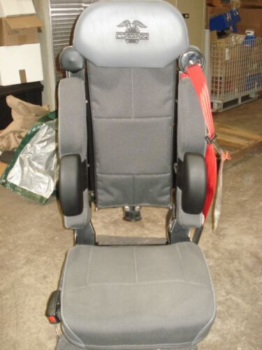 H.O. Bostrom Fire Truck Seat 7619-7459F for American LaFrance  NEW