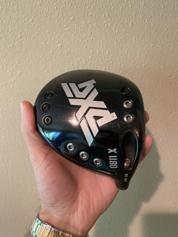 Pxg gen 2 0811x 9 degree driver head only