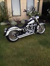 Harley Davidson Custom Fatboy Ellenbrook Swan Area Preview