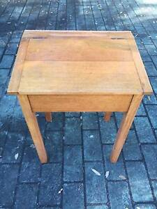 Classic old school student desks $40 each Keiraville Wollongong Area Preview