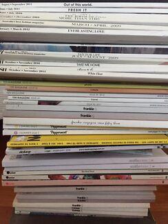 50 fashion and design magazines