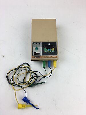 Bk Precision Model 510 Transistor Tester