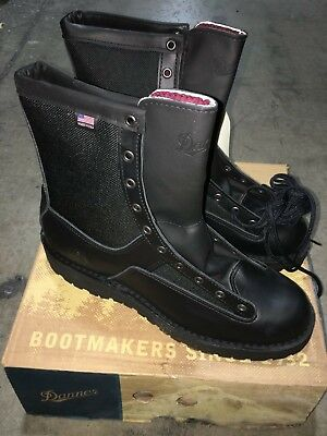 Danner 69210 Men's Acadia 8 Inch Insulated 200G Black Boots Danner 8 Inch Boots