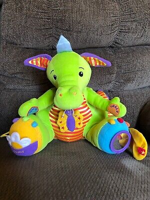 Sneezy The Activity Dragon by Tolo Baby Sensory Developmental Learning Ages (Tolo Activity)