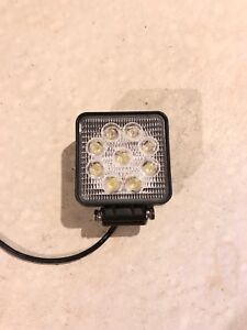 Offroad LED spotlight 12V