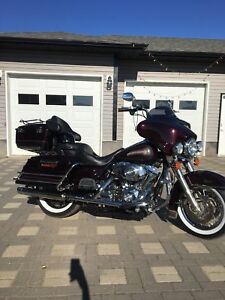 2006 Electra glide classic. LOWKMS.