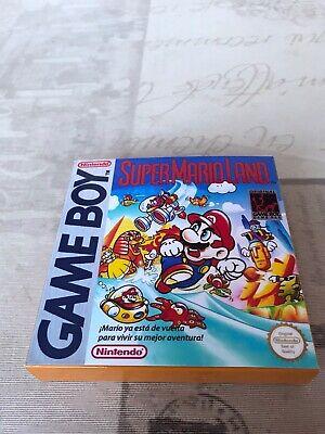 Caja (Repro)Super Mario Land (Game Boy)