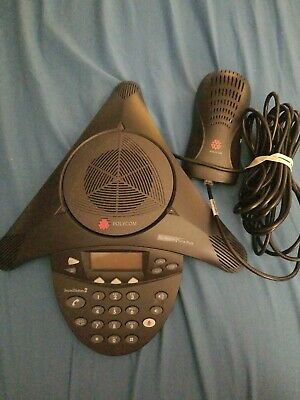 Polycom Soundstation 2 Non-expandable Conference Phone 2201-16000-601