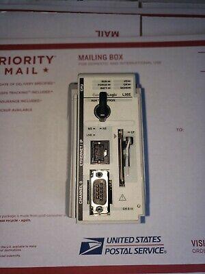 Allen Bradley 1769-l35e Compact Logix Processor Unit Ser A Fw Rev 1.11 Wrnty