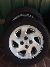 Nissan Pulsar wheels Busby Liverpool Area Preview