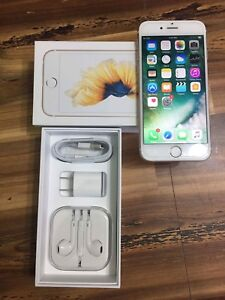 iPhone 6s 64Gb MTS / Bell brand new conditione