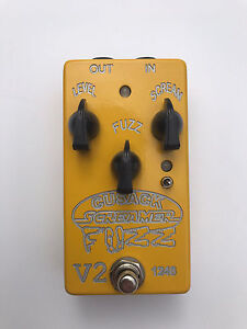 Cusack Screamer Fuzz V2 Guitar Effects Pedal Harrison Gungahlin Area Preview