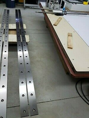 Free Shipping 14 Wapak Multicut Shear Blades Set Knives Reversible 8 Cnt 172