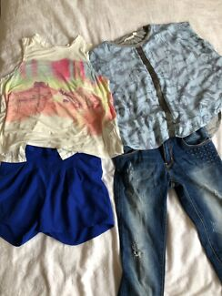 Girls size 12 clothes bundle