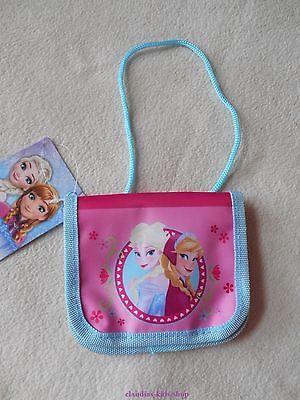 Disney Frozen - Die Eiskönigin, Brustbeutel, Geldbörse, pink-türkis,