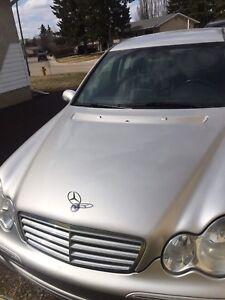 2005 Mercedes Benz C Class