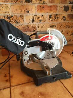 Ozito 210mm Compound Mitre Saw CMG403 North Richmond Hawkesbury Area Preview