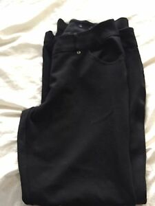 Size 10 black dress pants Rietmans
