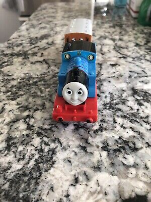 Thomas STEAM and Annie car, tomy train motorized Thomas engine - TESTED Working
