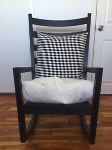 Indoor/outdoor rocking chair