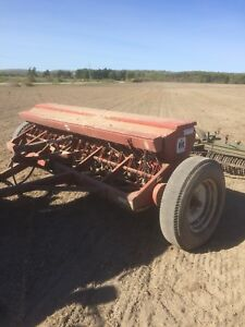Case seed drill
