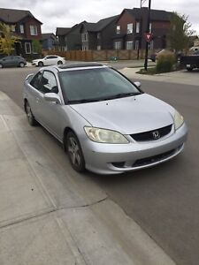 Awesome condition 2004 Honda Civic Si w/ Subwoofer