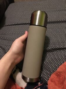 Thermos / Water Bottle / for Hot Chocolate