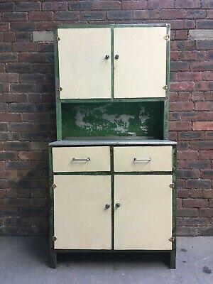 Vintage Kitchen Cabinet Unit Larder Pantry Cupboard Retro 1950s /60s