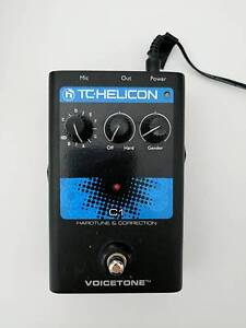 TC Helicon Voicetone C1 Geelong Geelong City Preview