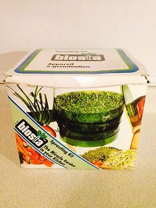 Biosta Sprouting Kit with Seeds