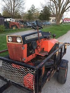 Allis-Chalmers 410 Lawn Tractor