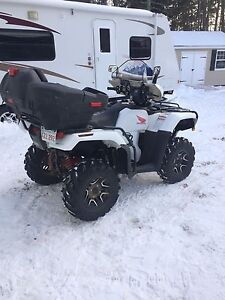 2016 Honda Rubicon EPS, IRS, DCT Deluxe