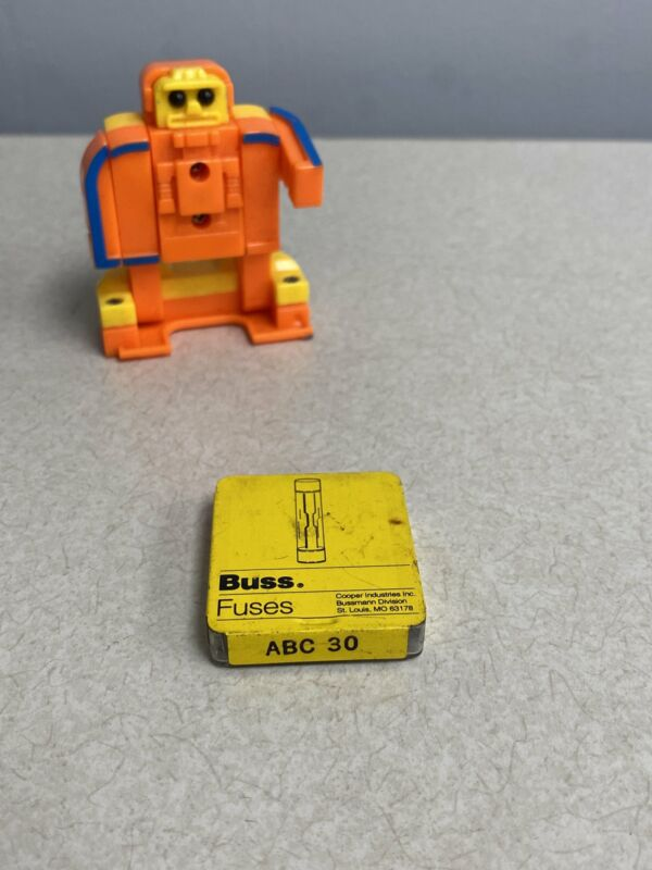 Cooper Bussmann ABC-30 Fuses, *Lot of (2) Packs of (5)*