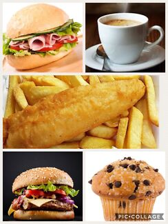 Cafe / Fast Food / Fish & Chips