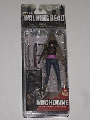 Walking Dead Accessories (WALKING DEAD TV SERIES 6 MICHONNE FIGURE NEW ACCESSORIES DANAI GURIRA)