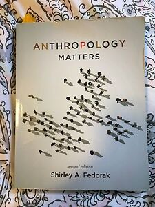 Sociology Textbook anthropology matters